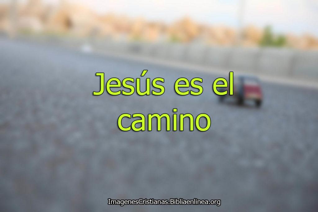 imagenes cristianas bellas Jesus es el camino