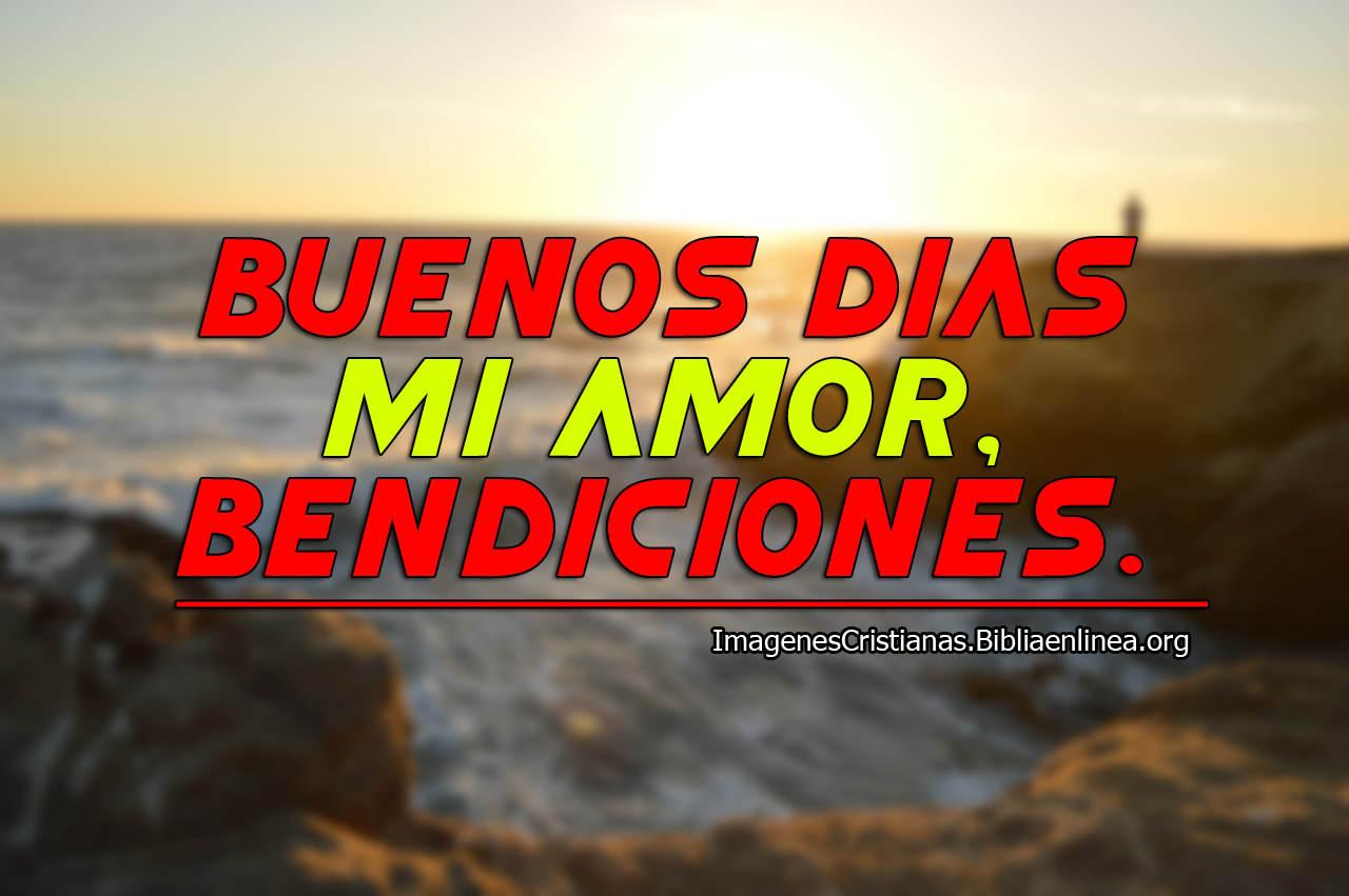 Frases Cristianas De Bueno Dias Amor Imagenes Cristianas