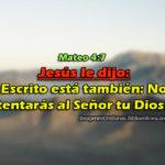 Imagenes con palabras de Jesus