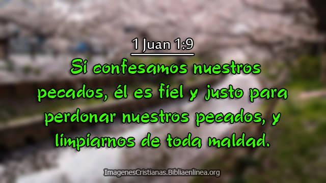 imagenes cristianas si confesamos nuestros pecados