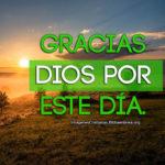 Imagenes cristianas de agradecimiento por un dia mas