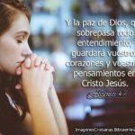 Imagenes cristianas con mensajes de paz