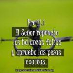 Proverbios acerca de ser unas personas justas
