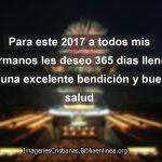 Frases Cristianas de feliz año nuevo 2018