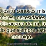 Mensajes con oraciones y frases cristianas