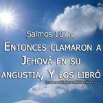 Salmos con imágenes de Clamar a Jehová y él nos libra