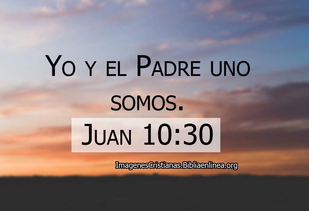 Dios el Padre, Dios el Hijo, Dios el Espíritu Santo