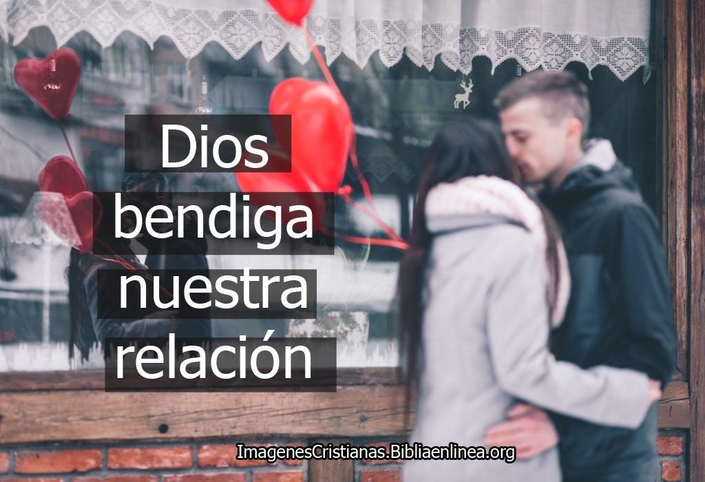 Imagenes con parejas y frases cristianas