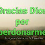 Imágenes cristianas: Dios ha perdonado este pecador