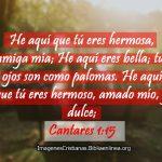 Citas de amor biblicas
