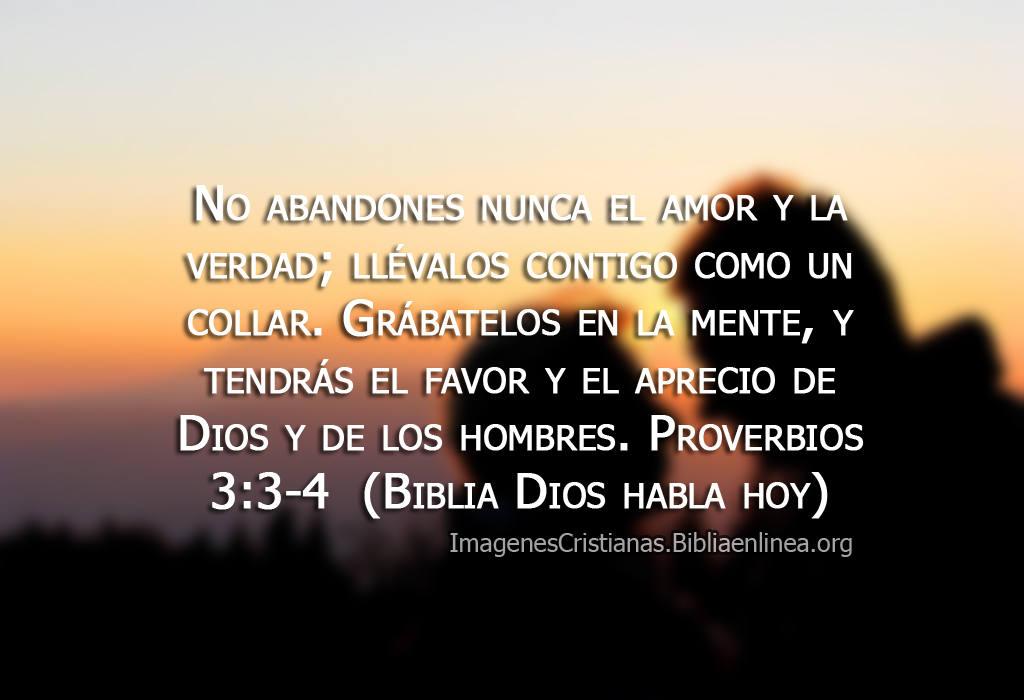 Proverbios de amor