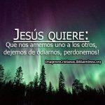 Reflexion cristiana de jesus