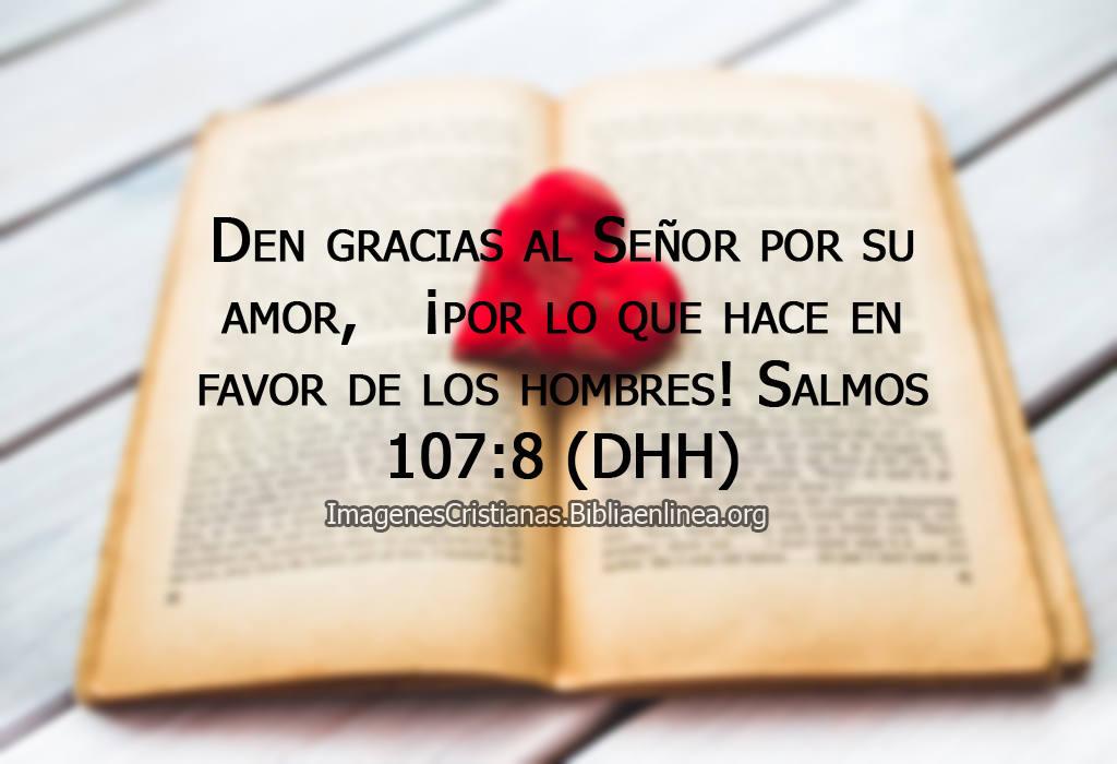 Salmos amor