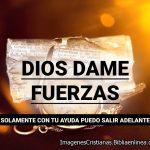 Imagenes de Dios dame fuerzas