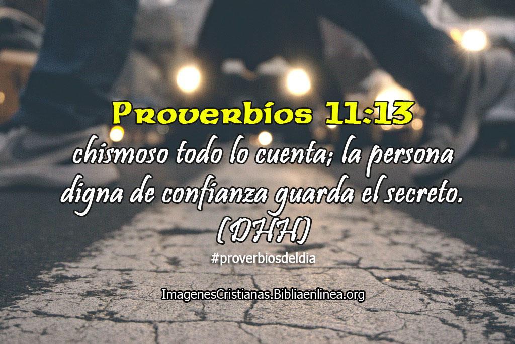 Proverbios del dia