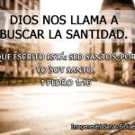 Imágenes cristianas de santidad