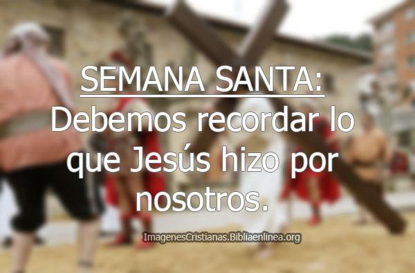 Semana santa imagenes cristianas