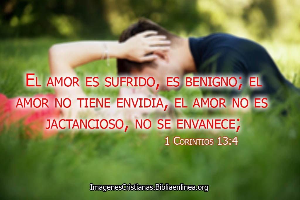 Versículos bíblicos de amor