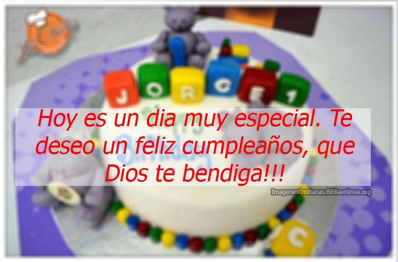 Feliz cumpleaños imagenes cristianas