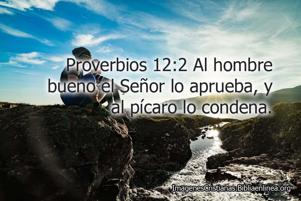 Imagenes cristianas proverbios al hombre bueno