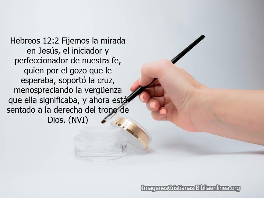 Pasajes de la biblia de la fe