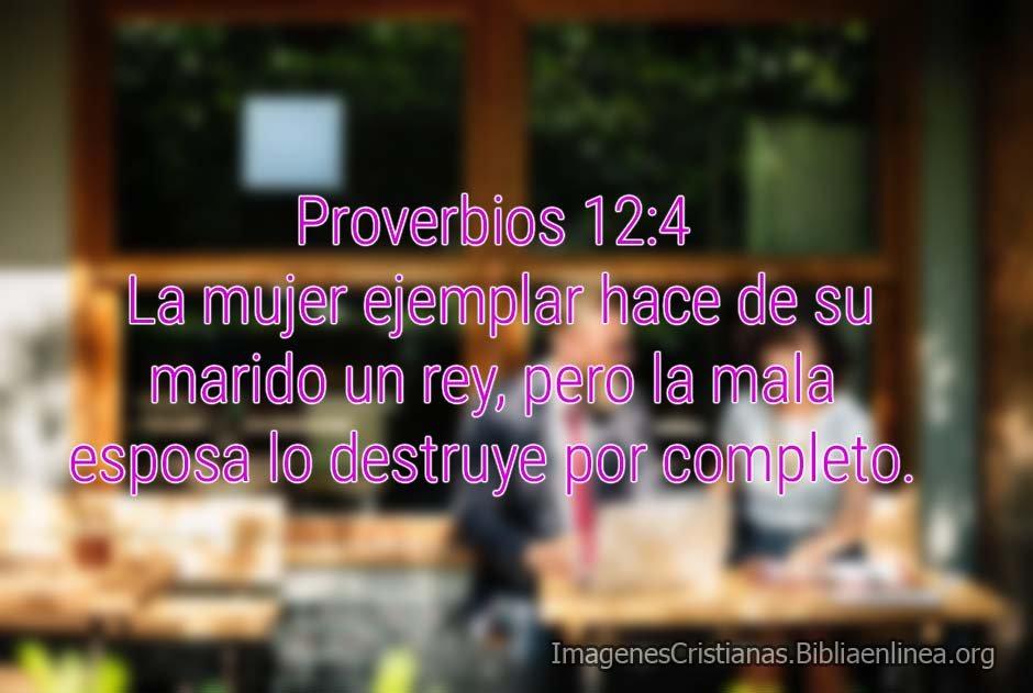 Imagenes proverbios la esposa