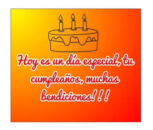 Postales cristianas feliz cumpleaños