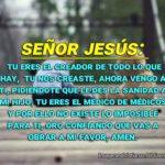 Oracion a Dios por sanidad de un hijo