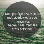 Oracion de protección contra el mal