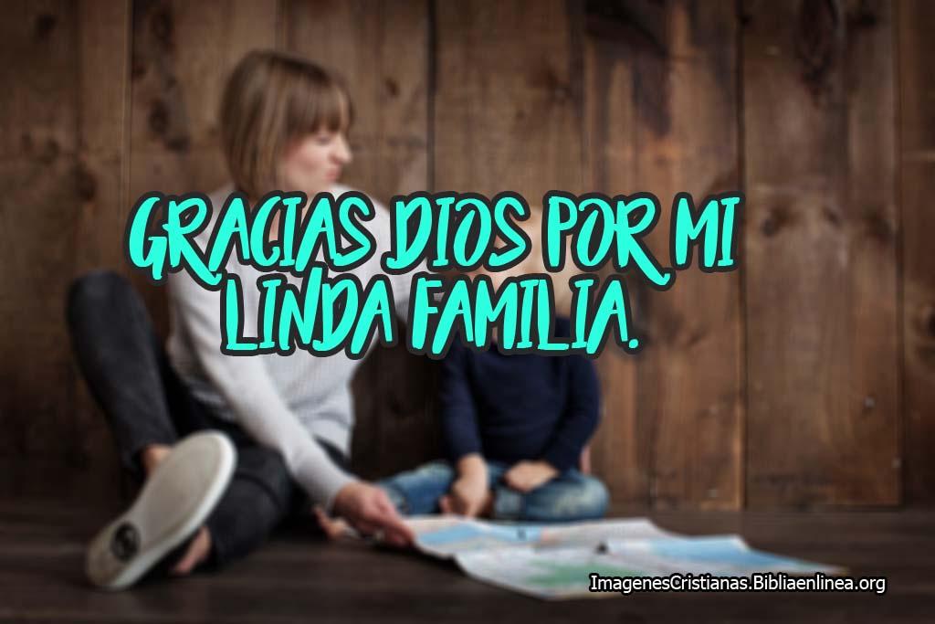 Imagenes cristianas de la familia con mensaje