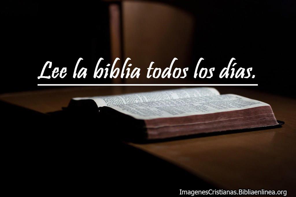Imagenes cristianas lee la Biblia