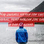 Imagenes de proverbios las palabras