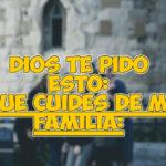Imagenes cristianas: Dios cuida a mi familia
