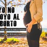 Imagenes Cristianas: NO el aborto (y que dice la biblia de este tema)