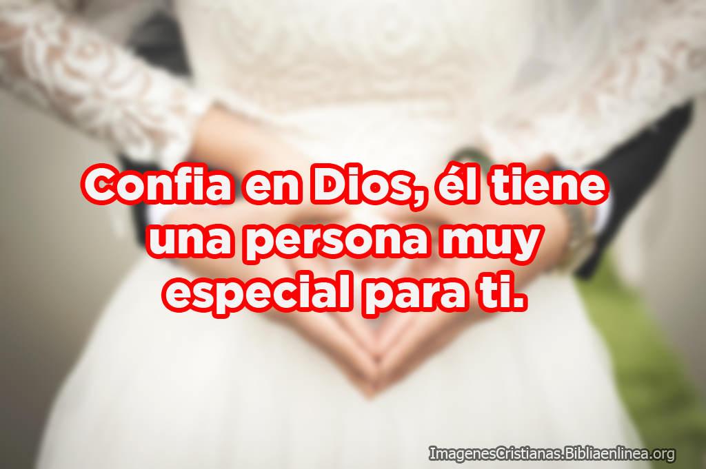 Dios tiene una persona especial para ti