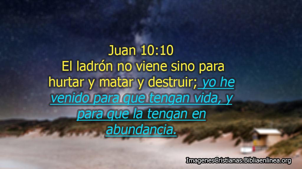 Imagen de juan 10 10 frase de jesus