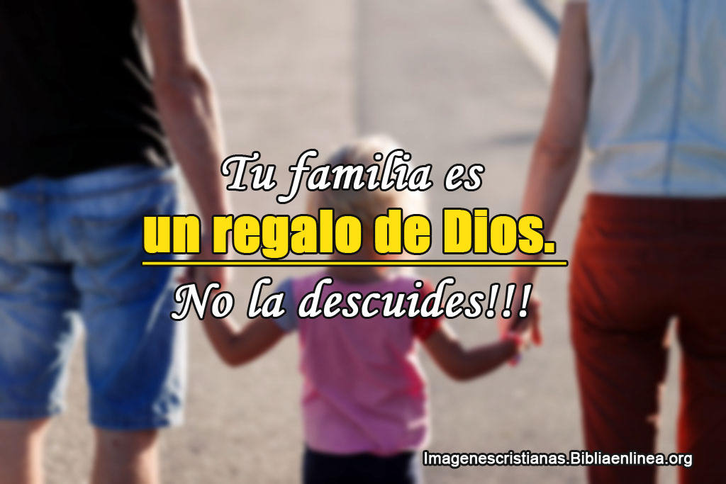 Imagenes cristianas sobre la familia