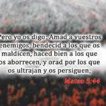 Textos cristianos de amar a los demás