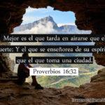 Lo que dice la biblia sobre paciencia