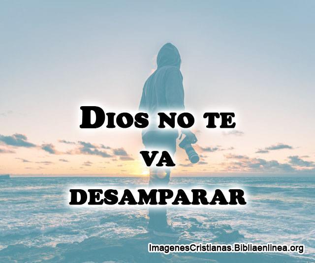 Dios siempre va cuidar de ti