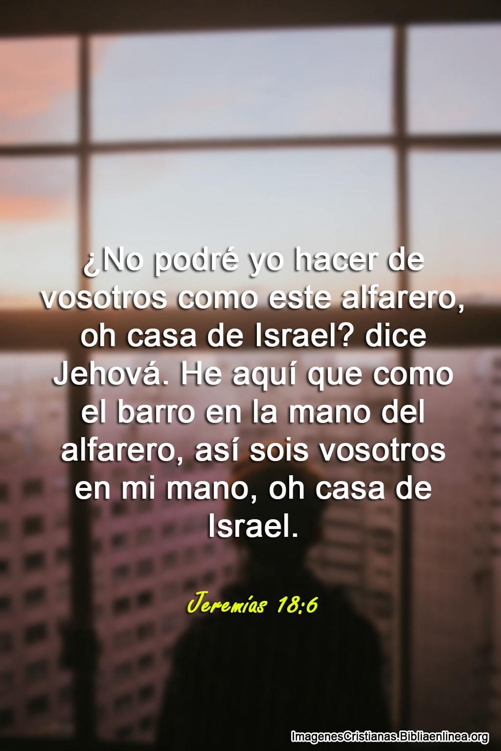Jeremías 18