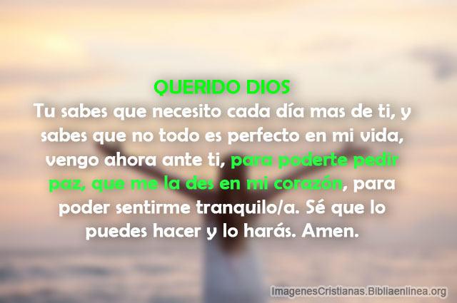 Oracion por paz imagenes
