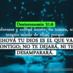 No estas solo, Dios va cuidarte