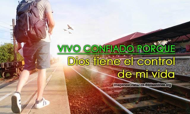 Imagenes hermosas para fb con frases de confianza en dios