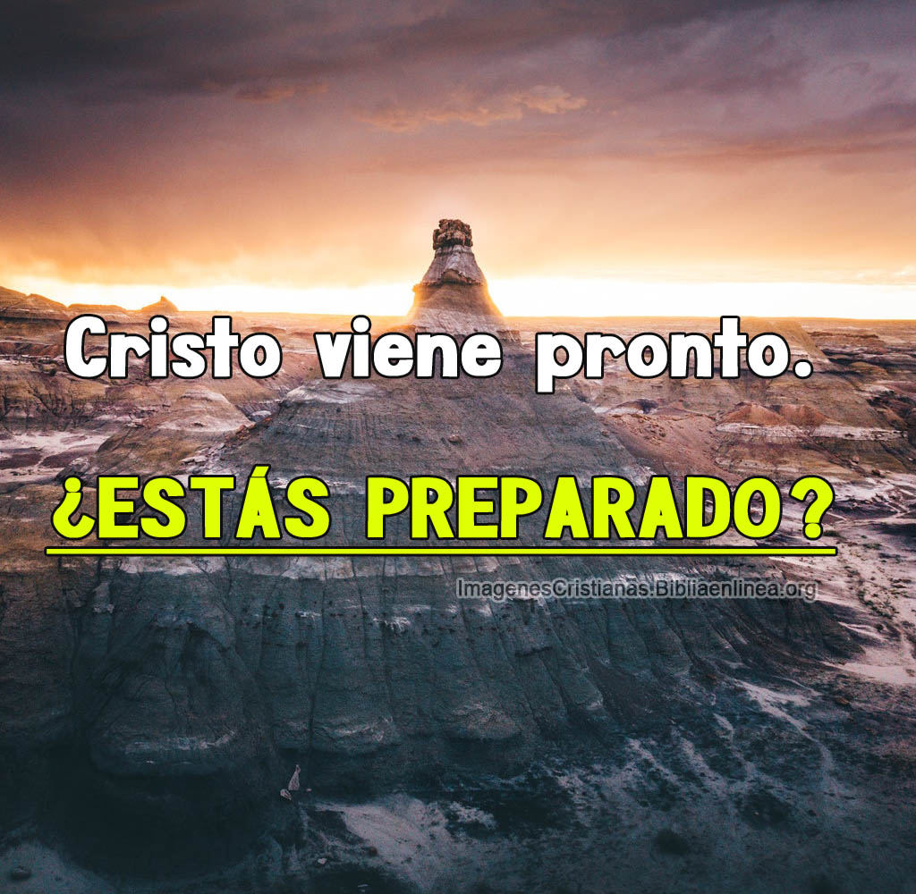 Cristo viene pronto imagenes