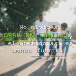 Imagenes cristianas orar en familia