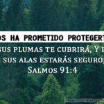 Imagenes cristianas dios te cuida y protege