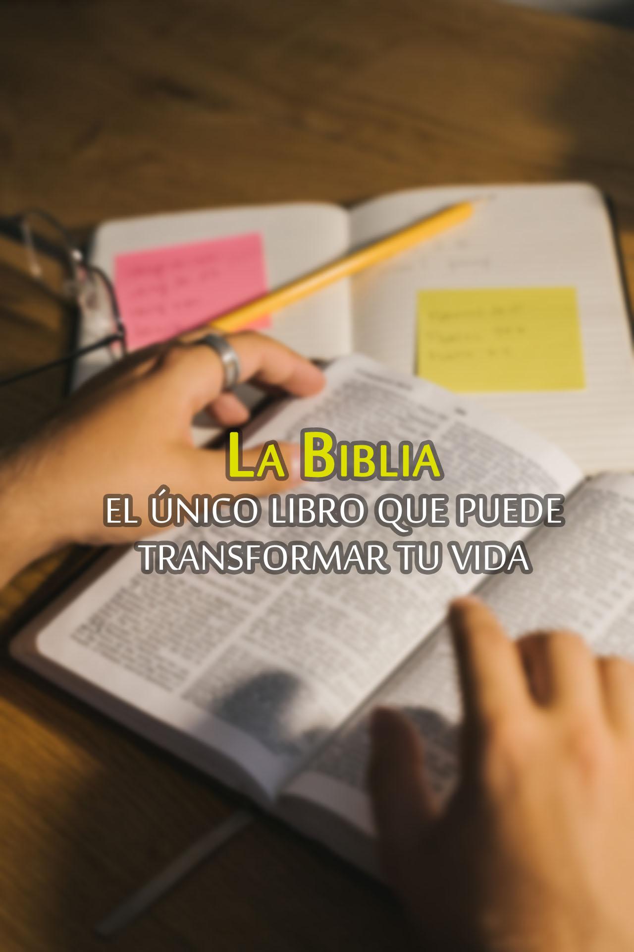 El unico libro que puede transformarte imagenes cristianas nuevas