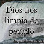 imagenes cristianas: Dios nos limpia de pecado