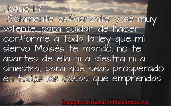 Imagen Cristiana Josue 1-7